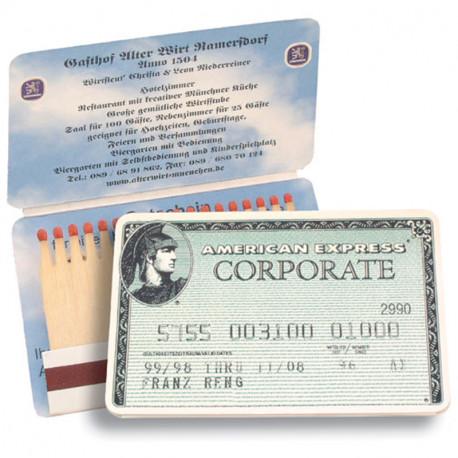 Carte Crédit