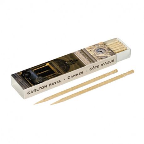 Toothpick box